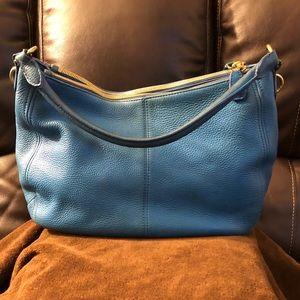J Crew Biennial hobo leather bag
